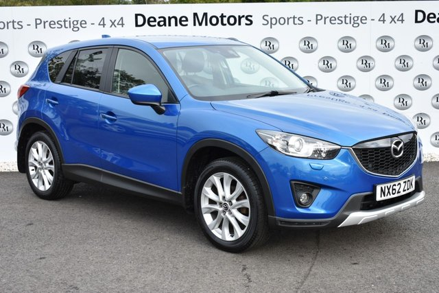 2012 62 MAZDA CX-5 2.0 Sport 5dr Nav SALE TAKE £300 OFF