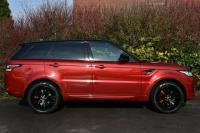 USED 2015 15 LAND ROVER RANGE ROVER SPORT 3.0 SD V6 Autobiography Dynamic SUV 5dr Diesel Automatic 4X4 (s/s) (185 g/km, 306 bhp) BLACK PACK FLRSH STUNNING
