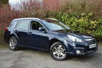 USED 2014 64 SUBARU OUTBACK 2.0 D SX Estate 5dr Diesel Lineartronic AWD (166 g/km, 146 bhp) FULL SUBARU SERVICE HISTORY