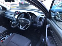 USED 2007 57 HONDA CR-V 2.2 I-CTDI ES 5d 139 BHP FULL DEALER SERVICE HISTORY, FINANCE ME, LONG MOT, SAT NAV