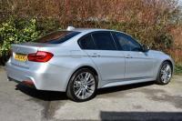 """USED 2015 65 BMW 3 SERIES 3.0 335d M Sport Plus Saloon 4dr Diesel Sport Auto xDrive (s/s) (145 g/km, 313 bhp) M SPORT PLUS PACK 19""""S FBMWSH"""