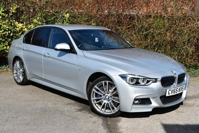 2015 65 BMW 3 SERIES 3.0 335d M Sport Plus Saloon 4dr Diesel Sport Auto xDrive (s/s) (145 g/km, 313 bhp)