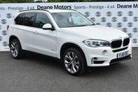 USED 2016 16 BMW X5 3.0 30d SE SUV 5dr Diesel Steptronic xDrive (s/s) (156 g/km, 258 bhp)