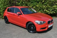 USED 2013 63 BMW 1 SERIES 2.0 120d BluePerformance SE Sports Hatch 5dr Diesel Automatic (s/s) (118 g/km, 184 bhp) 120D SE AUTOMATIC  LOW MILES
