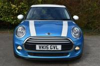 USED 2015 15 MINI HATCH COOPER 1.5 COOPER 5d 134 BHP CHILLI PACK VIS BOOST DAB FSH
