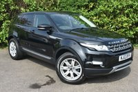 USED 2012 12 LAND ROVER RANGE ROVER EVOQUE 2.2 SD4 Pure SUV 5dr Diesel Automatic AWD (174 g/km, 190 bhp) PANORAMIC ROOF GREAT VALUE