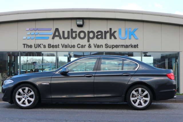 USED 2010 60 BMW 5 SERIES 3.0 530D SE 4d AUTO 242 BHP LOW OR NO DEPOSIT FINANCE AVAILABLE.