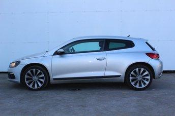 2011 VOLKSWAGEN SCIROCCO 2.0 GT TDI BLUEMOTION TECHNOLOGY 2d 140 BHP £6799.00