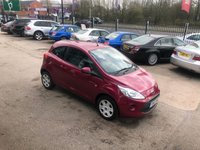 USED 2010 59 FORD KA 1.2 STYLE PLUS 3d 69 BHP FINANCE ME, LONG MOT, LOW MILES, SPARE KEY