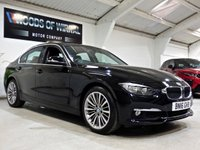 USED 2016 16 BMW 3 SERIES 2.0 320D LUXURY 4d AUTO 188 BHP