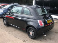 USED 2009 59 FIAT 500 1.2 POP 3d 69 BHP CAT C, PART EXCHANGE TO CLEAR