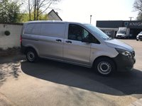 USED 2016 16 MERCEDES-BENZ VITO 2.1 114 BLUETEC AIR CON EURO 6 SWB Air Conditioning, Heated Drivers Seat, Euro 6