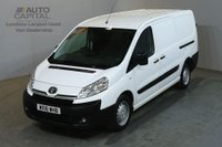 USED 2016 16 TOYOTA PROACE 2.0 L2H1 HDI 1200 6d 127 BHP LWB AIR CON VAN AIR CONDITIONING FULL S/H