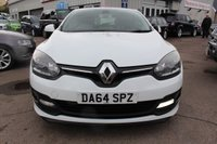 USED 2014 64 RENAULT MEGANE 1.5 DYNAMIQUE TOMTOM ENERGY DCI S/S 3d 110 BHP