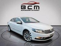 2013 VOLKSWAGEN CC 2.0 GT TDI BLUEMOTION TECHNOLOGY 4d 138 BHP £8885.00