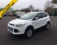 USED 2016 16 FORD KUGA 2.0 TDCI TITANIUM AWD 180 BHP THIS VEHICLE IS AT SITE 1 - TO VIEW CALL US ON 01903 892224