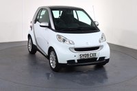 USED 2009 09 SMART FORTWO 1.0 PASSION 2d AUTO 84 BHP