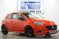 2016 VAUXHALL CORSA 1.4 LIMITED EDITION 3 DOOR 90 BHP £6790.00