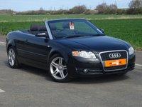 USED 2007 07 AUDI A4 1.8 T SPORT 2d 161 BHP