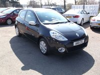 USED 2011 11 RENAULT CLIO 1.1 BIZU 3d 75 BHP ****Great Value and economical with service history, drives superbly****