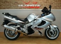 2002 KAWASAKI ZZR1200 (ZX1200 C1H) SPORT TOURER 1200CC £2495.00
