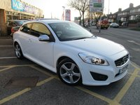 USED 2011 61 VOLVO C30 2.0 R-DESIGN 3d 145 BHP Very Low Mileage & Lovely Condition