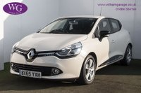 USED 2015 65 RENAULT CLIO 1.5 DYNAMIQUE NAV DCI 5d 89 BHP