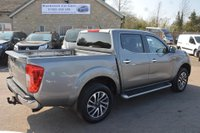 USED 2016 65 NISSAN NP300 NAVARA 2.3 dCi Acenta+ Double Cab Pickup 4WD 4dr TOW BAR*KEYLESS*CLIMATE