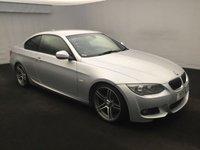 2011 BMW 3 SERIES 3.0 330D M SPORT 2d AUTO 242 BHP £8985.00