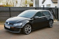 USED 2013 VOLKSWAGEN GOLF 2.0 GTD 5d 184 6 MONTHS RAC WARRANTY FREE + 12 MONTHS ROAD SIDE RECOVERY!