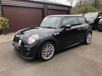 USED 2008 08 MINI HATCH JOHN COOPER WORKS 1.6 JOHN COOPER WORKS 208bhp Low deposit finance available