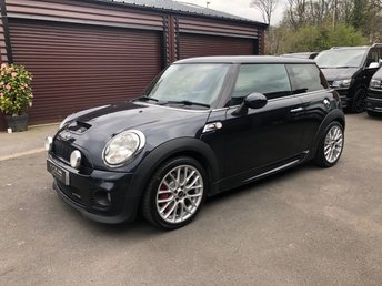 2008 MINI HATCH JOHN COOPER WORKS 1.6 JOHN COOPER WORKS 208bhp £4750.00