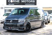 2019 VOLKSWAGEN TRANSPORTER T6 2.0 TSI 150ps 6 Speed Manual T32 Kombi Highline SWB Sport X Sportline PK £39990.00