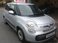 USED 2013 63 FIAT 500L 1.4 EASY  Parking Sensors....Cruise Control
