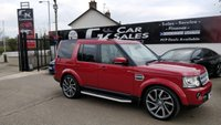 2014 LAND ROVER DISCOVERY 3.0 SDV6 HSE 5d AUTO 255 BHP £21500.00