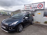USED 2014 14 PEUGEOT 3008 1.6 HDI ACTIVE 5d 115 BHP £38 PER WEEK, NO DEPOSIT - SEE FINANCE LINK