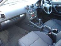 USED 2004 53 AUDI A3 2.0 FSI SPORT 3d 150 BHP