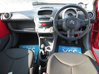 USED 2009 09 CITROEN C1 1.0 VTR 3d 68 BHP ONLY 1 OWNER FROM NEW