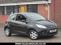 USED 2011 11 FORD KA 1.2 EDGE 3dr GREAT VALUE FOR MONEY AND £30 A YEAR TAX