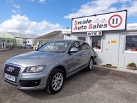 USED 2009 09 AUDI Q5 2.0 TDI QUATTRO SE DPF 5 DOOR 168 BHP £55 PER WEEK, NO DEPOSIT - SEE FINANCE LINK