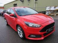 2015 FORD FOCUS 2.0 ST-2 5d 247 BHP £13995.00