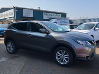 2014 NISSAN QASHQAI 1.6 DCI ACENTA PREMIUM 5d AUTO 128 BHP Sold By Us Once Before  £SOLD