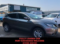 USED 2014 NISSAN QASHQAI 1.6 DCI ACENTA PREMIUM 5d AUTO 128 BHP Sold By Us Once Before  Sat Nav Bluetooth Rear Camera Sunroof 2 keys Parking Senors Dab Radio Usb Aux Point 2 keys Give us a call today 01536 402161