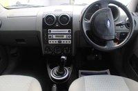 USED 2003 53 FORD FUSION 1.4 FUSION 2 5d AUTO 78 BHP PETROL SILVER