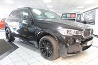 2014 BMW X5 3.0 30D XDRIVE M SPORT AUTO 255 BHP £25950.00