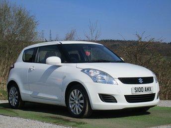 2012 SUZUKI SWIFT 1.2 SZ3 3d 94 BHP £3490.00