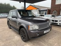 2005 LAND ROVER RANGE ROVER 4.2 V8 SUPERCHARGED 5d AUTO 391 BHP £8450.00