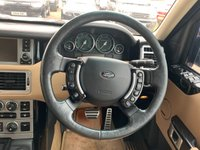 USED 2005 55 LAND ROVER RANGE ROVER 4.2 V8 SUPERCHARGED 5d AUTO 391 BHP