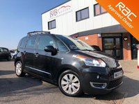 USED 2009 09 CITROEN C3 PICASSO 1.6 PICASSO EXCLUSIVE HDI 5d 110 BHP