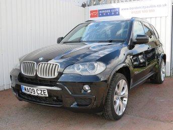2009 BMW X5 3.0 SD M SPORT 5d 282 BHP £12495.00